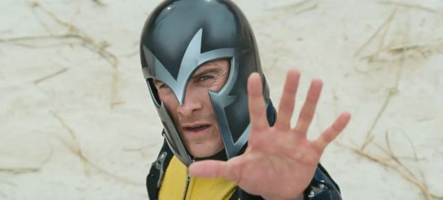 X Men First Class movie Marvel Magneto