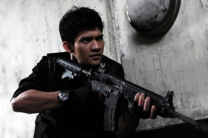 The Raid martial arts action movie Indonesia