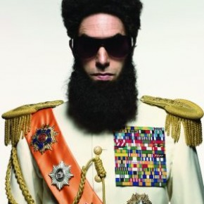 Sacha Baron Cohen new movie