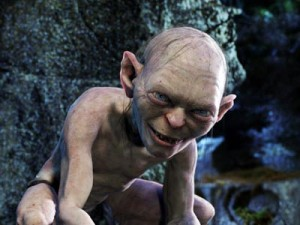 Gollum, Peter Jackson's Lord of the Rings