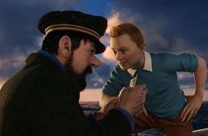 Steven Spielberg's Tintin