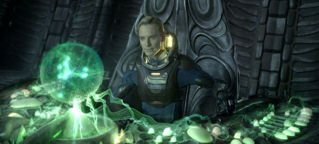 Prometheus, Ridley Scott