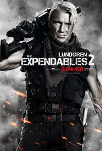 Dolph Lundgren, Expendables 2