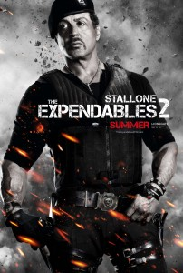 Sylvester Stallone, Expendables 2