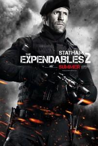 Jason Statham, Expendables 2