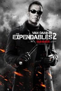 Jean Claude Van Damme, Expendables 2