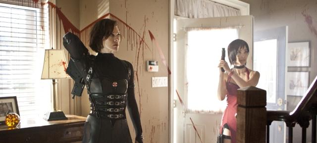 Resident Evil Retribution, Milla Jovovich