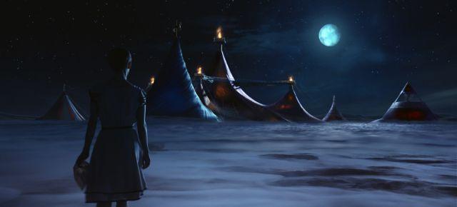 Cirque du Soleil: Worlds Apart, James Cameron