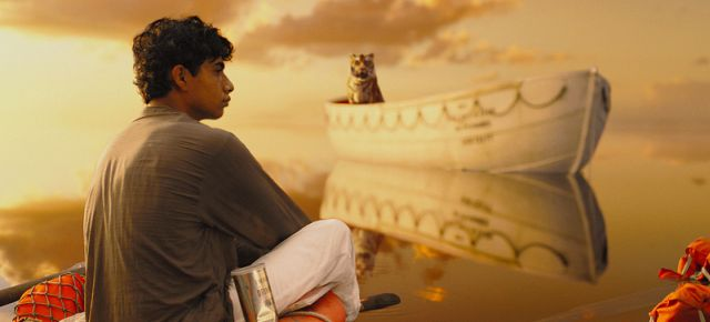 Life of Pi, Ang Lee