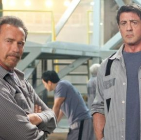 Escape Plan, Stallone, Schwarzenegger