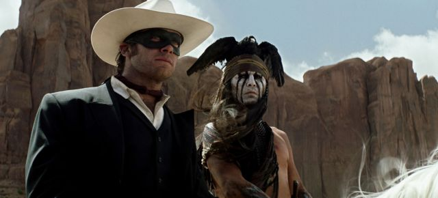 The Lone Ranger, Johnny Depp, Gore Verbinski