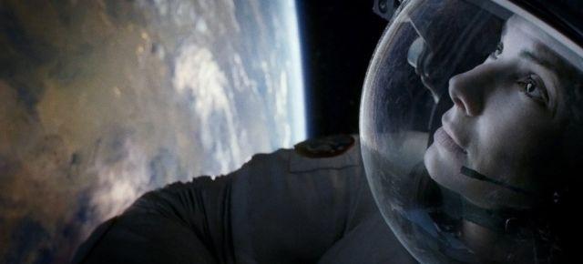 Gravity, Alfonso Cuaron, Sandra Bullock