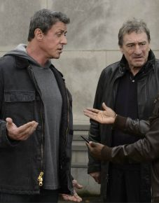 Grudge Match, Stallone, DeNiro