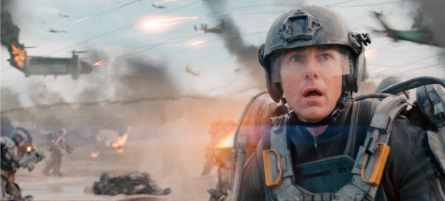 Edge of Tomorrow, Tom Cruise